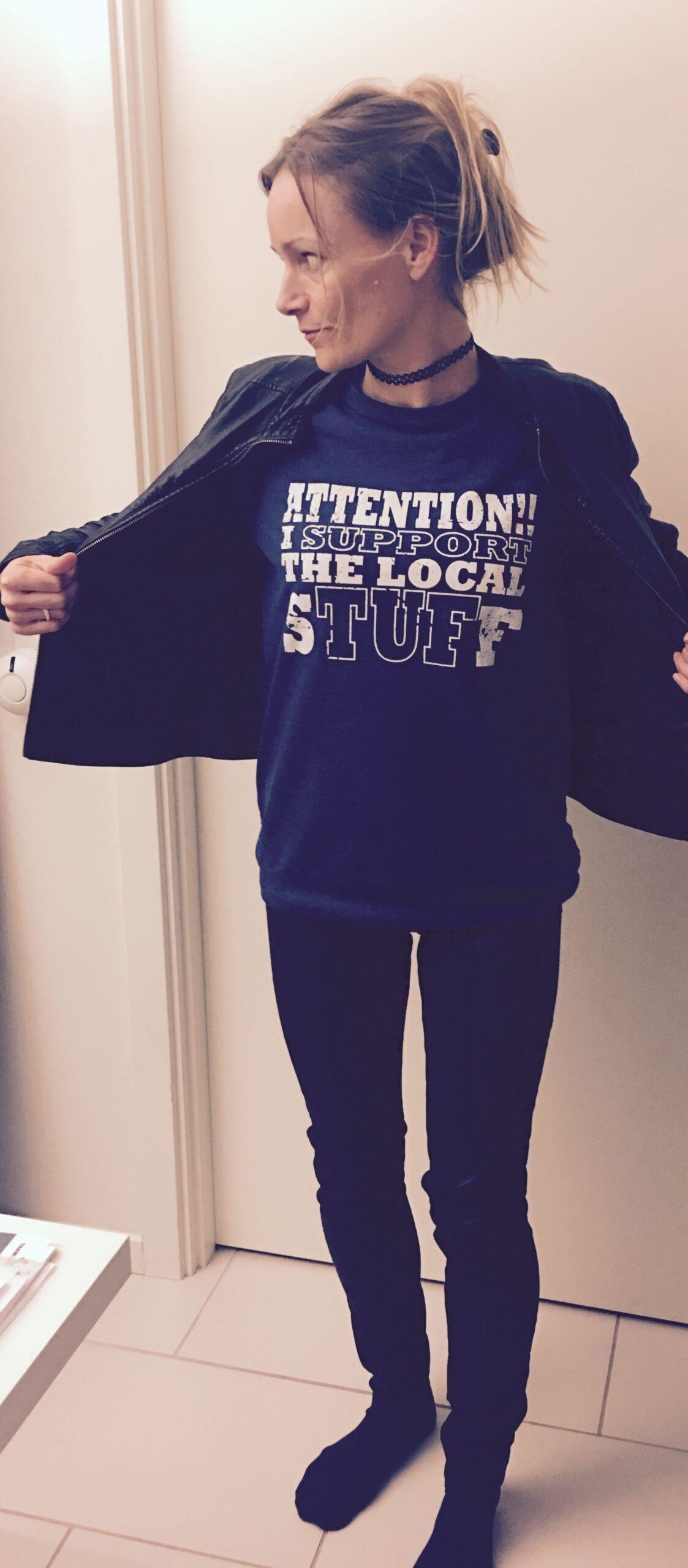 TUF sweatshirt